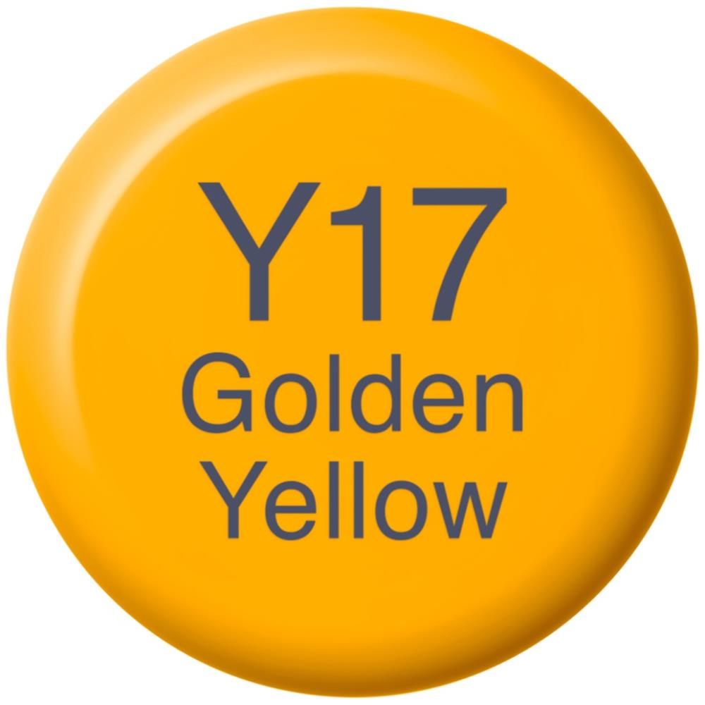 Golden Yellow Y17 Copic Refill