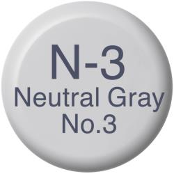 Neutral Gray #3 Copic Refill