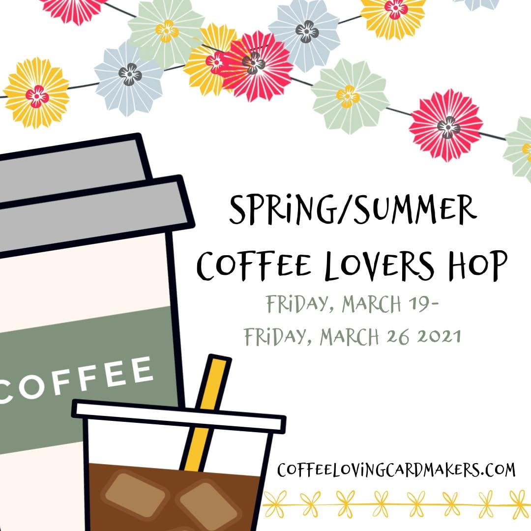 Spring Summer Coffee Lovers Blog Hop