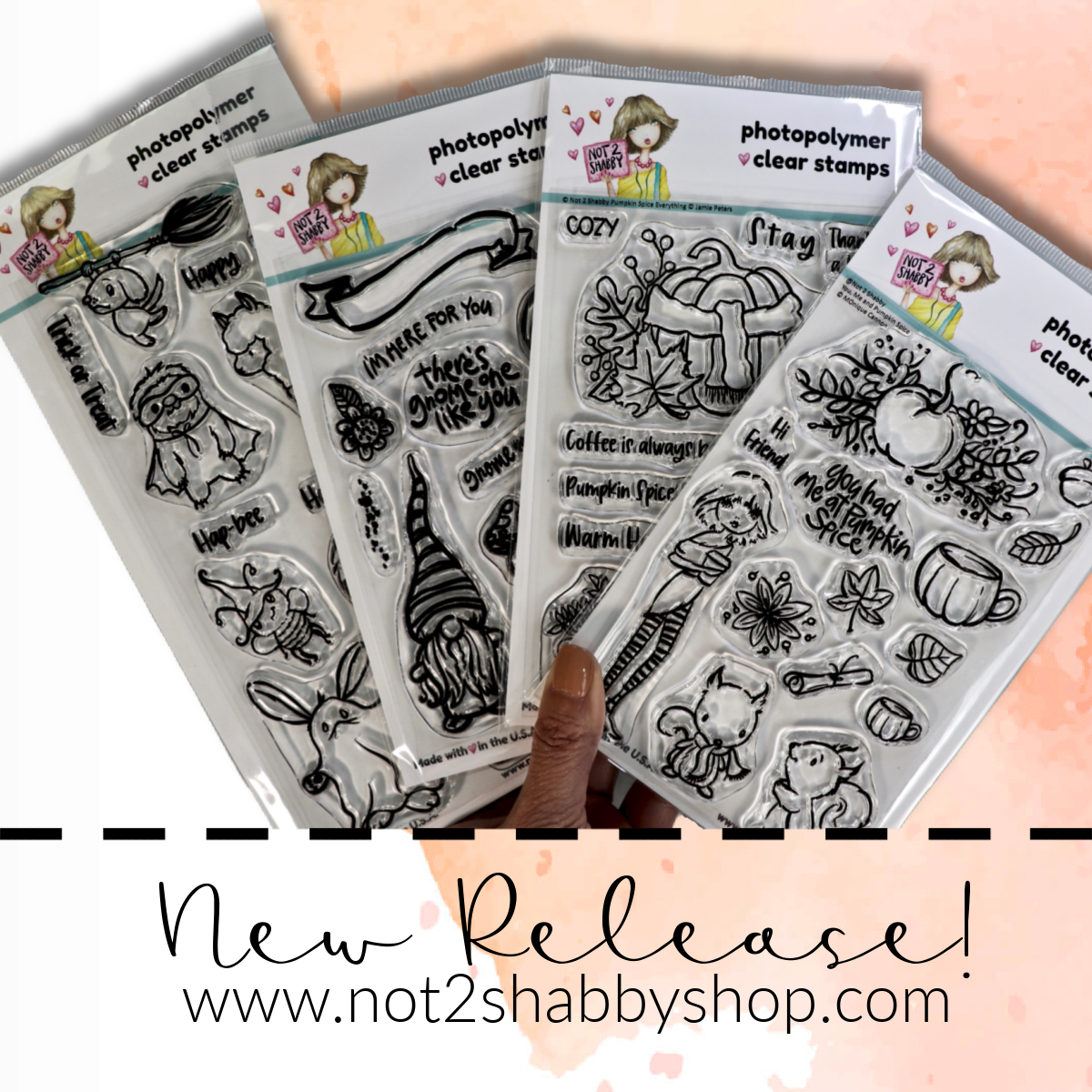 N2S FALL RELEASE INSPIRATION HOP & GIVEAWAY