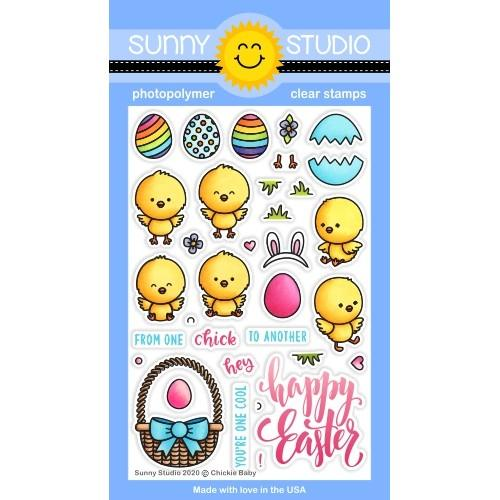 CHICKIE BABY STAMPS