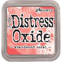 Abandoned Coral Tim Holtz Distress Oxides Ink Pad