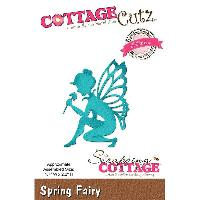 Spring Fairy Cottage Cutz Die