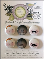 FaBOOlous Tin Pin