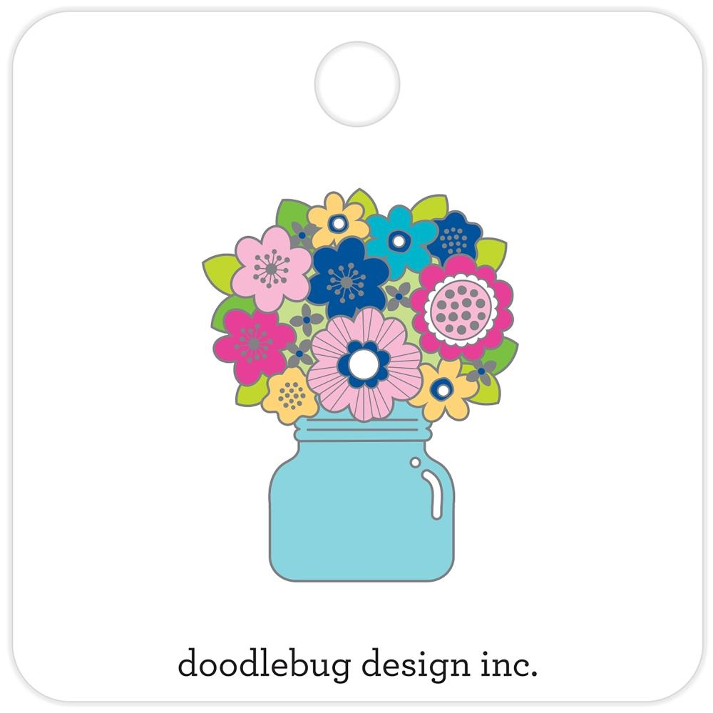 For You - Doodlebug Collectible Enamel Pin