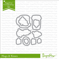 SugarCut  Mugs & Kisses
