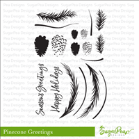 Pinecone Greetings