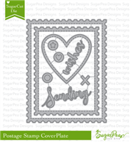 SugarCut  Postage Stamp