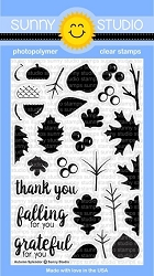AUTUMN SPLENDOR STAMPS