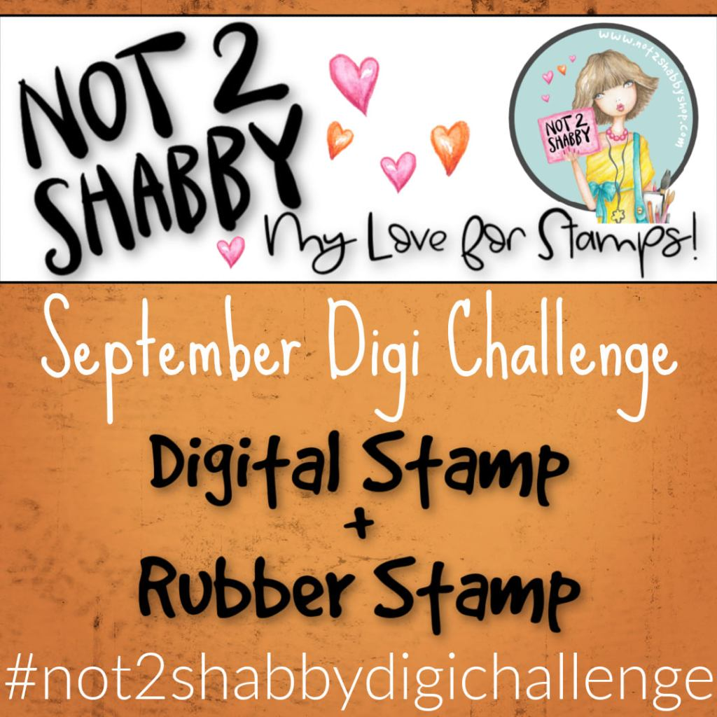 Digital Stamp Challenge