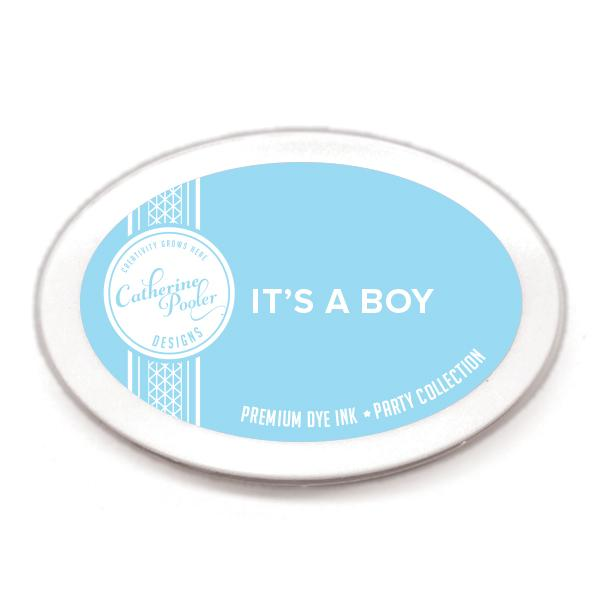 CP It's a Boy Ink Pad