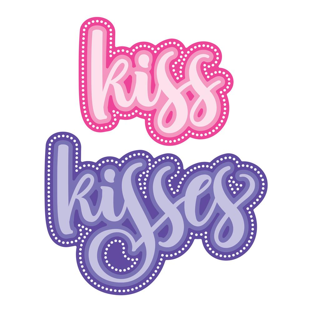 Kisses | Honey Cuts