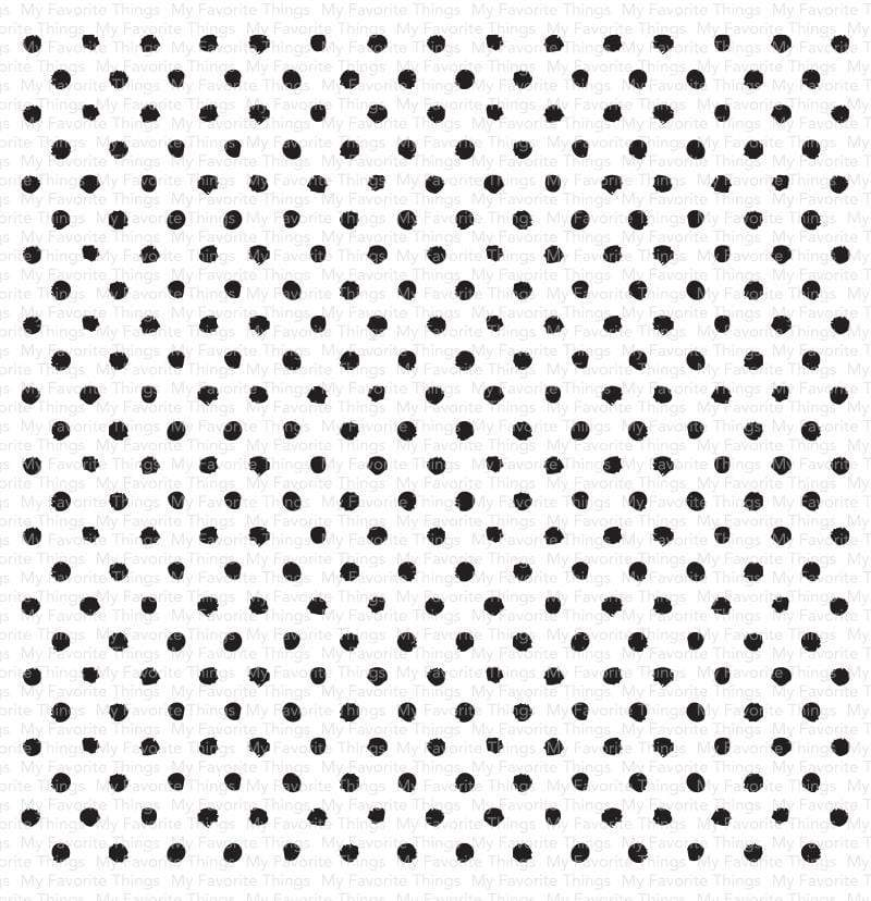 Splotchy Dots Background WS
