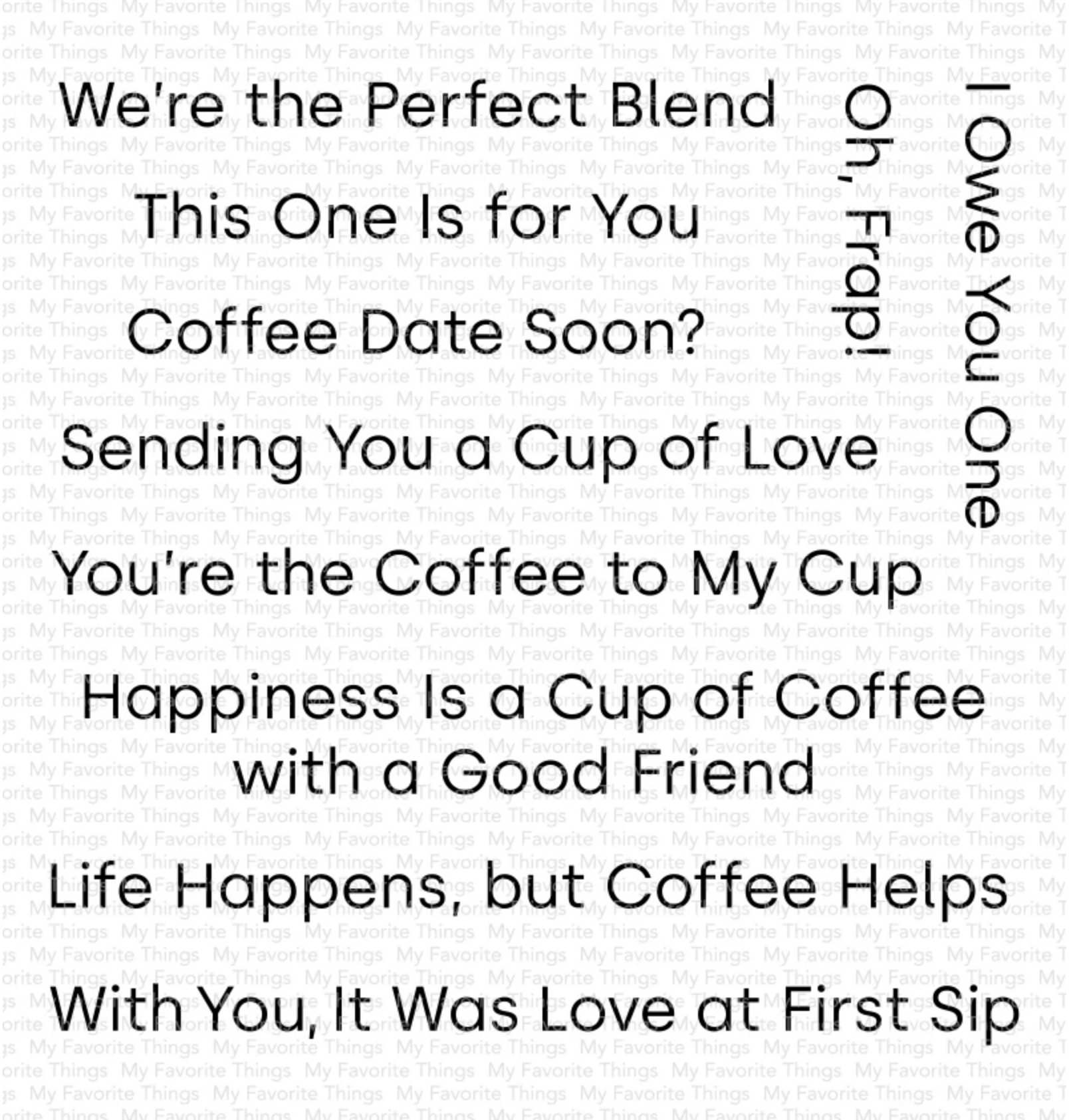 Cup of Love WS