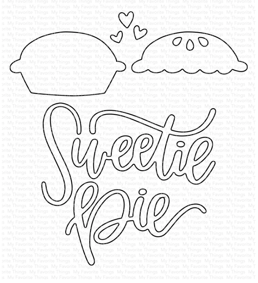 Sweet as Pie Die-namics WS