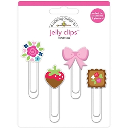 French Kiss Doodlebug Jelly Clips