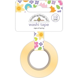 Signs Of Spring Doodlebug Washi Tape