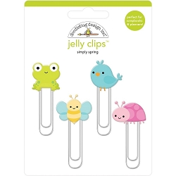 Simply Spring Doodlebug Jelly Clips
