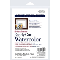 Strathmore Cold Press Watercolor Paper Pack 5