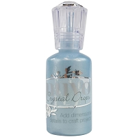 Wedgwood Blue Nuvo Crystal Drops