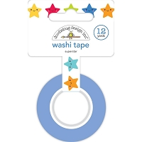 Super Star, School Days Washi Tape