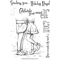 Hugging Elves-Lovely Legs