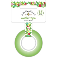 Boughs Of Holly, Christmas Magic Washi Tape