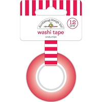 Candy Stripe, Christmas Magic Washi Tape