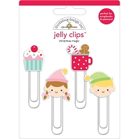 Christmas Magic Doodlebug Jelly Clips