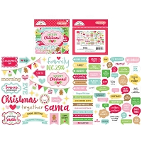 Christmas Magic Doodlebug Odds & Ends Chit Chat Die-Cuts