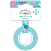 Ice Blossoms, Winter Wonderland washi tape