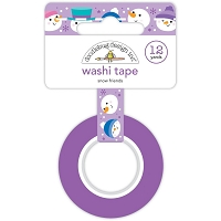 Snow Friends, Winter Wonderland washi tape