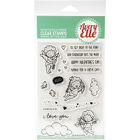 Cupids Clear Stamp