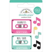 Our Song, Love Notes Pops 3D Sticker