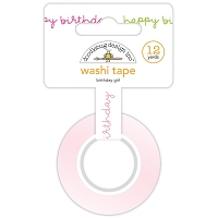 Birthday Girl, Hey Cupcake Washi Tape