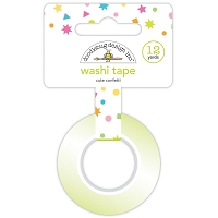 Cute Confetti, Hey Cupcake Washi Tape