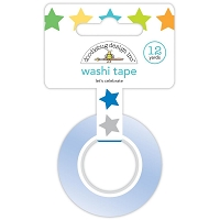 Let's Celebrate, Party Time Washi Tape