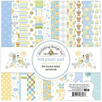 Special Delivery, Doodlebug Double-Sided Paper Pad 6