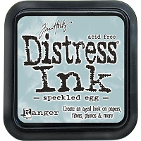 Speckled Egg Tim Holtz Distress Ink Pad