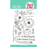 Poppies Stamp & Die Bundle