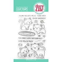 Whiskers Stamps & Die Bundle