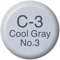 Cool Gray #3 Copic Refill
