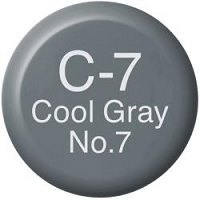 Cool Gray #7 Copic Refill