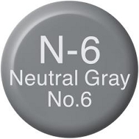 Neutral Gray #6 Copic Refill