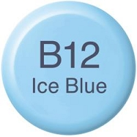 Ice Blue B12 Copic Refill