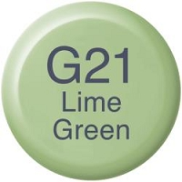 Lime Green G21 Copic Refill