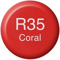 Coral R35 Copic Refill