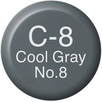 Cool Gray #8 Copic Refill