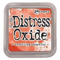 Crackling Campfire Distress Oxides Ink Pad