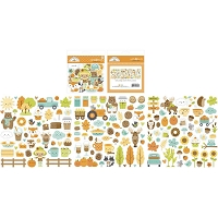 Pumpkin Spice DB Odds & Ends Die-Cuts